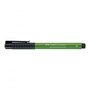 FABER CASTELL PITT ARTIST PEN BRUSH N. 167 PERM. GREEN OLIVE
