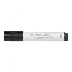 FABER CASTELL PITT ARTIST PEN BIG BRUSH N. 101 WHITE