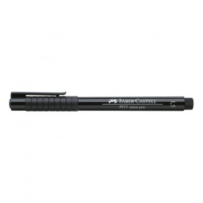 FABER CASTELL PITT ARTIST PEN BLACK 1,5 mm