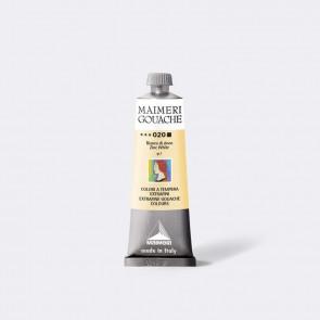 MAIMERI GOUACHE TUBO 60 ml  G1 BIANCO DI ZINCO