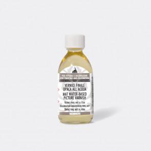 VERNICE FINALE OPACA ALL'ACQUA 250  ml