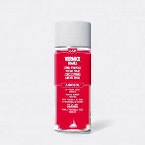 VERNICE FINALE SPRAY 400 ml