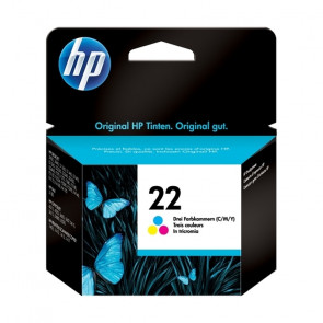 HP 22 COLORE PSC 1410