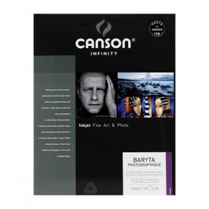 CANSON BARYTA PHOTOGRAPHIQUE  310 g/m² A2 42X59,4 25 FOGLI