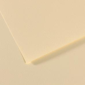 CARTONCINO MI-TEINTES 50X65cm 160 g/m² CITRONELLE N. 101