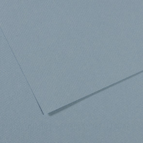 CARTONCINO MI-TEINTES 50X65cm 160 g/m² BLEU CLAIR N. 490