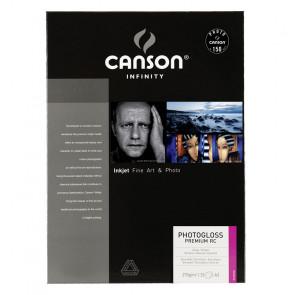 CANSON PHOTOGLOSS PREMIUM RC 270g A3 29,7X42cm 25 FOGLI