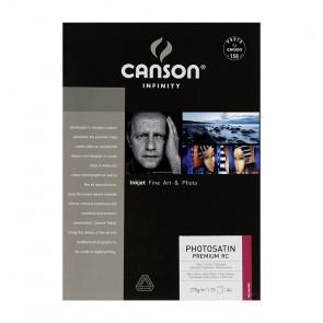 CANSON PHOTOSATIN PREMIUM RC 270g A4 21X29,7 25 FOGLI