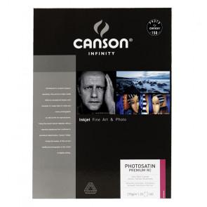 CANSON PHOTOSATIN PREMIUM RC  270 g/m  A3 29,7X42 cm 25 FF