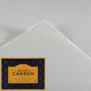 CARTA CANSON HERITAGE 56X76 cmFOGLIO 300 g/m  GRANA FINE