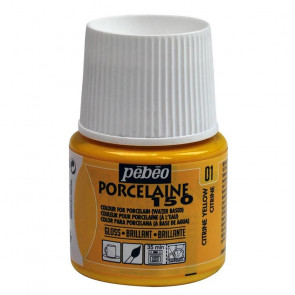 PEBEO PORCELAINE 150 - 45 ml  01 CITRINE YELLOW