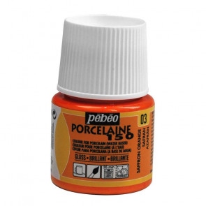 PEBEO PORCELAINE 150 45 ml    03 SAFFRON ORANGE
