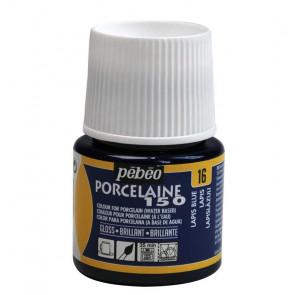 PEBEO PORCELAINE 150 45 ml    16 LAPIS BLUE