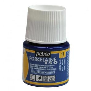 PEBEO PORCELAINE 150 45 ml    17 MING BLUE