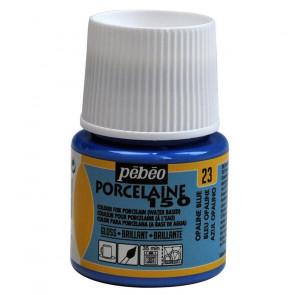 PEBEO PORCELAINE 150 45 ml    23 OPALINE BLUE