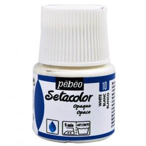 SETACOLOR OPACO 45 ml N. 10   WHITE - BLANC
