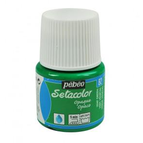 SETACOLOR OPACO 45 ml N. 82   LEAF GREEN - VERT VEGETAL