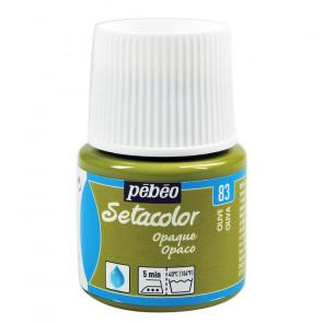 SETACOLOR OPACO 45 ml N. 83   OLIVE - OLIVA