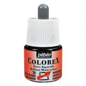 COLOREX 45 ml ARANCIO DI MARTE
