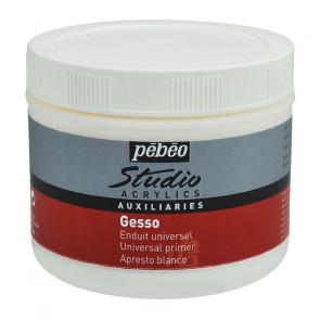 GESSO ACRILICO PEBEO STUDIO ACRYLICS 500 ml