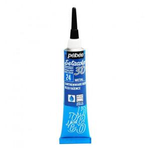 SETACOLOR 3D TUBETTO 20 ml    24 EARTHENWARE BLUE