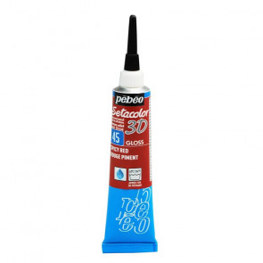 SETACOLOR 3D TUBETTO 20 ml    45 SPICY RED