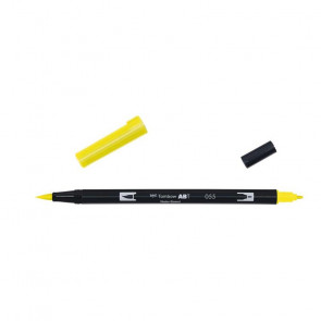 PENNARELLO TOMBOW DUAL BRUSH  N. 055 PROCESS YELLOW
