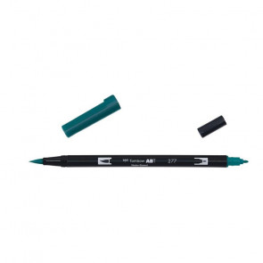 PENNARELLO TOMBOW DUAL BRUSH  N. 277 DARK GREEN