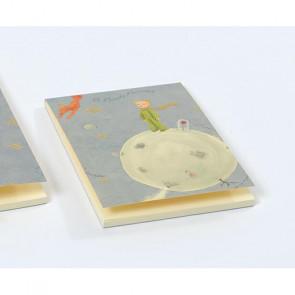NOTEPAD KARTOS A6 10,5X14,8cm 50 FF BIANCHI - PICCOLO PRINC.