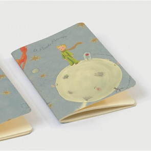 QUADERNO KARTOS A6 10,5X14,8cm 64 FOGLI BIANCHI-PICCOLO PRIN