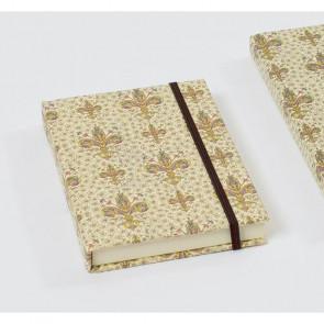 POCKET NOTEBOOK KARTOS 9X13cm 192 ff 1 RIGO - LILIUM