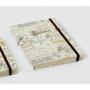 NOTEBOOK KARTOS 12X17cm       192 ff 1 rigo - CALLIGRAPHY