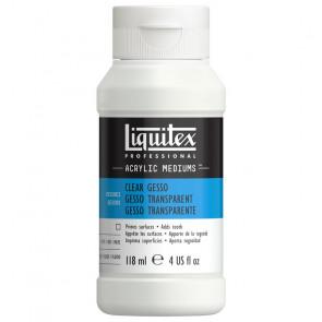LIQUITEX GESSO ACRILICOTRASPARENTE 118 ml