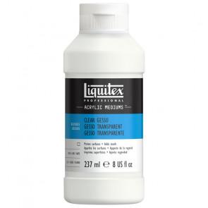 LIQUITEX GESSO ACRILICOTRASPARENTE 237 ml