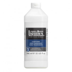 LIQUITEX GESSO TRASPARENTE 946 ml
