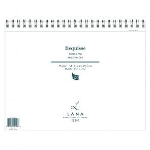 BLOCCO LANA ESQUISSE A5 120 FOGLI 96 g/m²