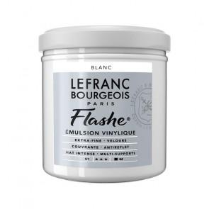 ACRILICO FLASHE L&B 125 ml S1 BLANC
