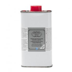 CHARBONNEL VERNICE NERA SATINATA LAMOUR 250 ml