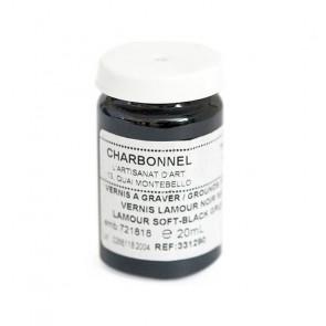 CHARBONNEL LAMOUR SOFT BLACK GROUND 20 ml (CERA MOLLE)