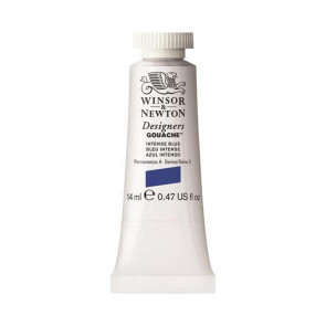 TEMPERA WINSOR & NEWTON 14 ml BLU INTENSO S2 N.327