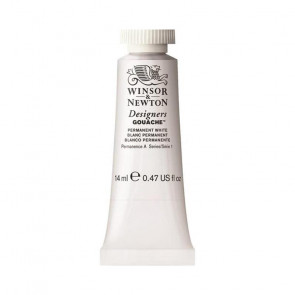 TEMPERA WINSOR & NEWTON 14 ml BIANCO PERMANENTE S1 N.512
