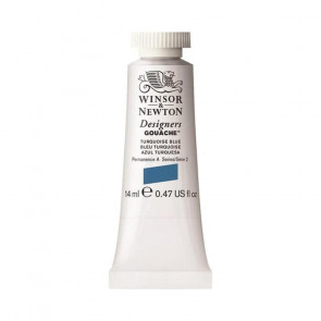 TEMPERA WINSOR & NEWTON 14 ml BLU TURCHESE S2 N.656