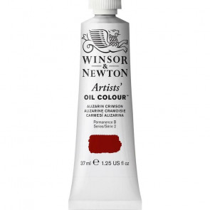 COLORE A OLIO ARTISTS 37ml S2 N.004 ALIZARIN CRIMSON