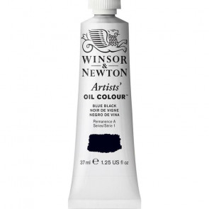 COLORE A OLIO ARTISTS 37ml S1 N.034 BLUE BLACK