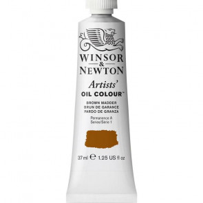 COLORE A OLIO ARTIST T/37m S1 N.056 BROWN MADDER