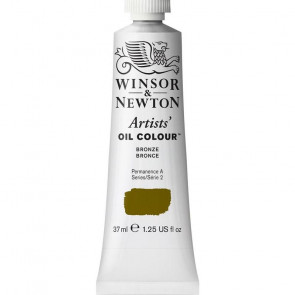 COLORE A OLIO ARTISTS 37ml S2 N.058 BRONZE