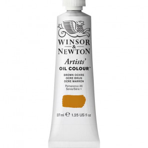 COLORE A OLIO ARTISTS 37ml S1 N.059 BROWN OCHRE