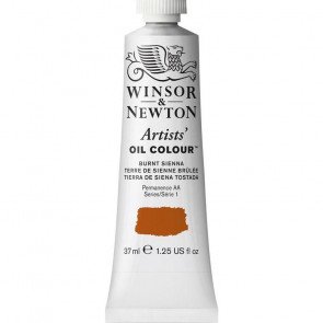 COLORE A OLIO ARTISTS 37ml S1 N.074 BURNT SIENNA