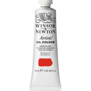 COLORE A OLIO ARTISTS 37ml S4 N.094 CADMIUM RED