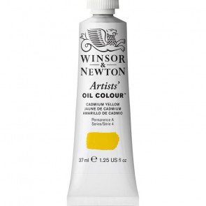 COLORE A OLIO ARTISTS 37ml S4 N.108 CADMIUM YELLOW